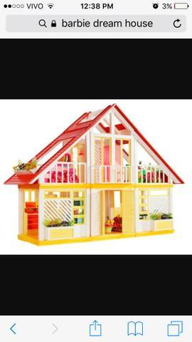 Barbie Casa dos Sonhos