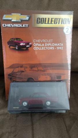 Chevrolet Collection Ed 02 Chevrolet Opala Diplomata -