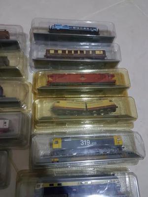 Coleção locomotivas do mundo