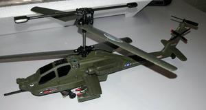 Helicóptero Syma Gyros S113G - sem uso