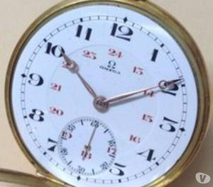 02e79d8af12 Relógio de bolso omega ano (somente colecionadores)