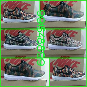 Tênis Nike Rosh camuflado
