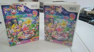 Jogo Mario Party 9 Para Nintendo Wii
