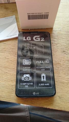 LG G2 vendo ou troco