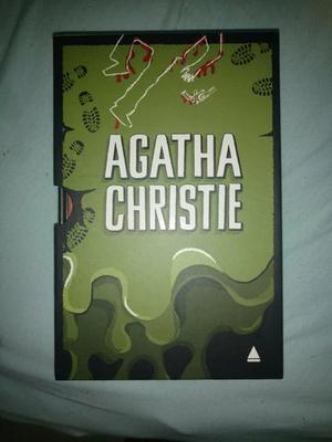 Box Agatha Christie - A Maldicao do Espelho / Cem Gramas de