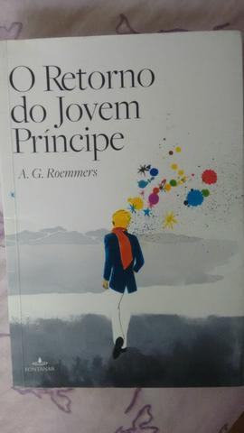 Livro O Retorno do Jovem Príncipe