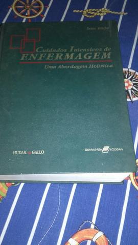 Livro de enfermagem por 20 reais