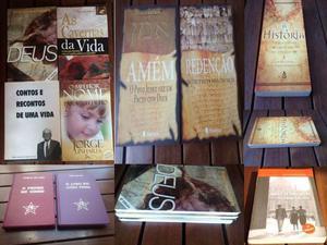 Livros - Temática: Religião