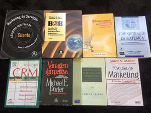 Livros pós em mkt faap