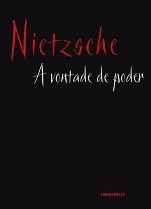 A Vontade de Poder - Nietzsche - em ótimo estado de