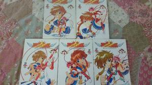Coleção Manga Angelic Layer completa