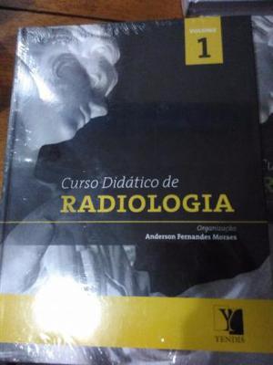 Curso didático de Radiologia Vol. 1,2 e 3