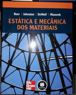 Estática e Mecânica Dos Materiais -1ªEd
