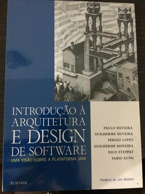 Livro Introdução à Arquitetura e Design de Software
