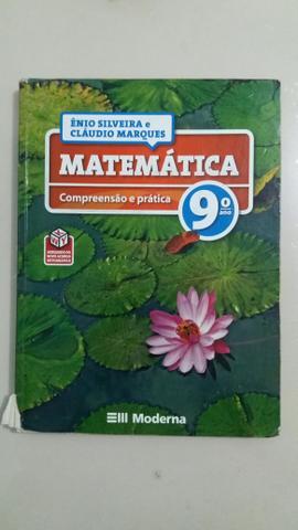 Livro Matemática: Compreensão e prática 9° ano, editora