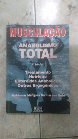 Livro - Musculação: Anabolismo Total (7ª Edição) -