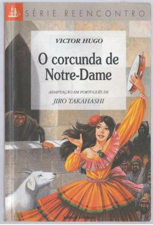 Livro O Corcunda De Notre Dame Victor Hugo Ed.scipione