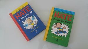 """Livros da coleção """"Nate"""""""