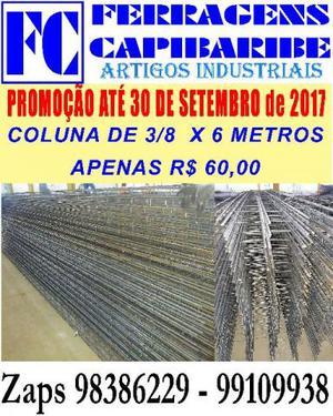 Últimos dias - Promoção de colunas até 30 de setembro