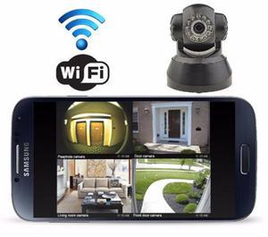Câmera IP de Vigilância, com Visão Noturna Infra Vermelho