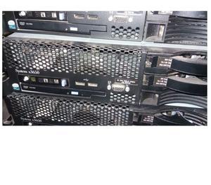 Servidor Ibm X M1 2x Dualcore 8gb Ram - Bem Barato!!!!
