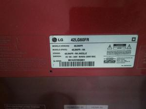 """Televisão LCD 42"""""""