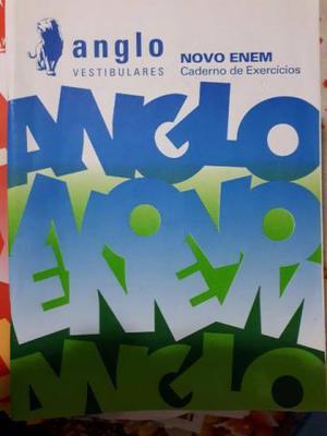 Apostila Anglo Vestibulares Novo Enem caderno de exercícios
