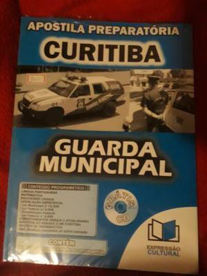 Apostila preparatória guarda municipal
