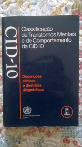 Classificação de Transtornos Mentais e de Comportamento da