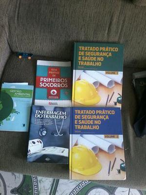 Colecao de livros SST