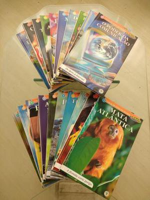 Coleção De Olho No Mundo - Recreio com 20 volumes