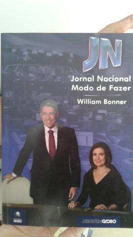 Jornal nacional- modo de fazer William Bonner