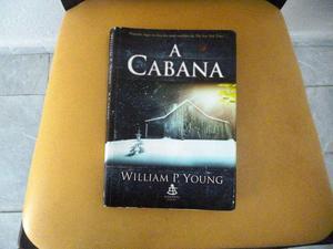 """Livro """"A Cabana"""" - William P. Young"""