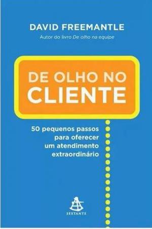 Livro De Olho No Cliente
