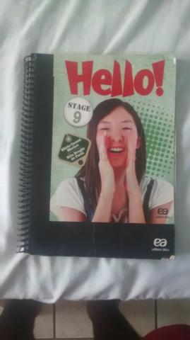 Livro hello 9 ano