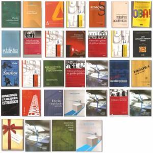 Livros de ADMINISTRAÇÃO, DIREITO, e DIVERSOS