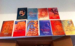 Livros sobre Sociologia, Filosofia e Direito