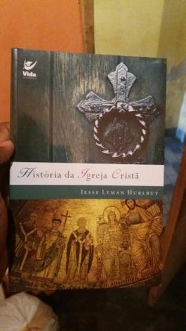 Livros teológicos novos