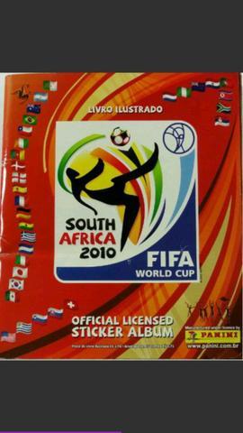 Álbum da Copa do Mundo de  - Completo