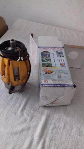 Bomba para poço caipira e artesiano