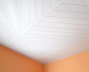 Forro de PVC Branco e Colorido