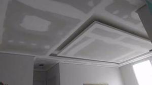 Forros gesso | drywall r  | molduras | nixos | paredes