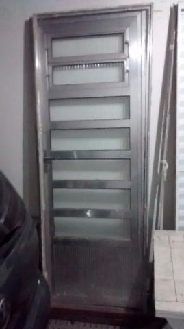 Porta Basculante Seminova
