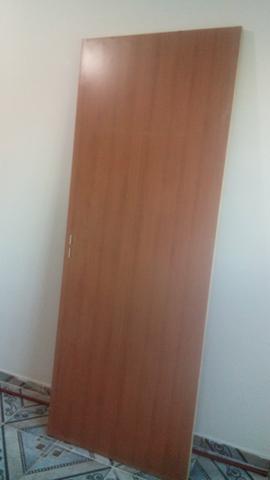 Porta De Madeira Nova