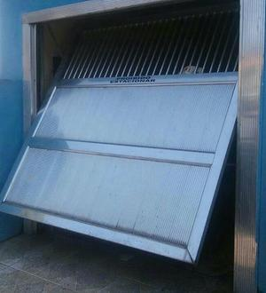 Portão automatico alumínio 2.50x2.50