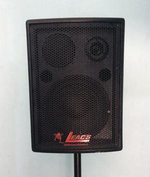 Caixa de Som Acústica Leacs