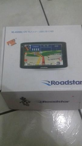 Gps roadstar super novo!!