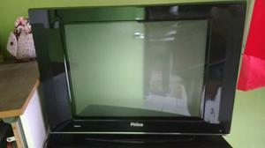 Vendo Tv Philco 21 polegadas tela plana com controle semi