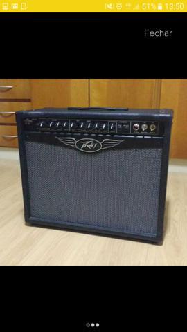 Amplificador peavey valveking 50W