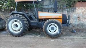 Trator valtra 985 massey 290 e grades aradoras -
